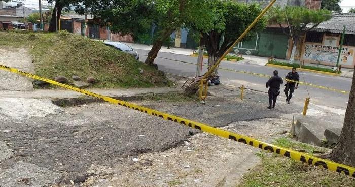 Asesinan a un hombre en Yayantique, La Unión
