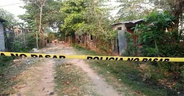 Dos primos fueron asesinados en colonia de Yayantique, La Unión