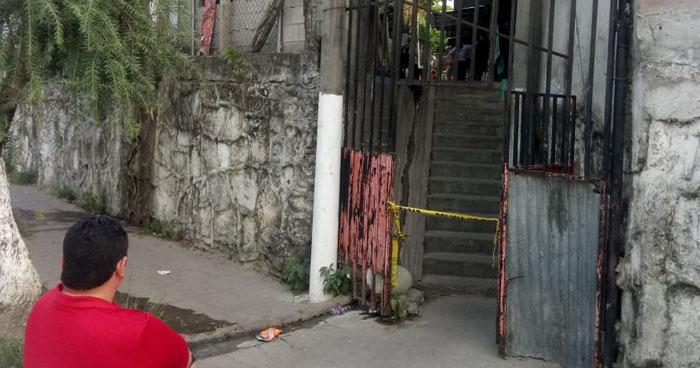 Pandilleros asesinaron a un joven que llegaba a la colonia Zacamil