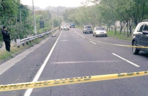 Vigilante asesinado a balazos en San Pedro Perulapan