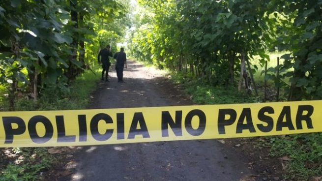 Agricultor asesinado a balazos por delincuentes en Santa Ana