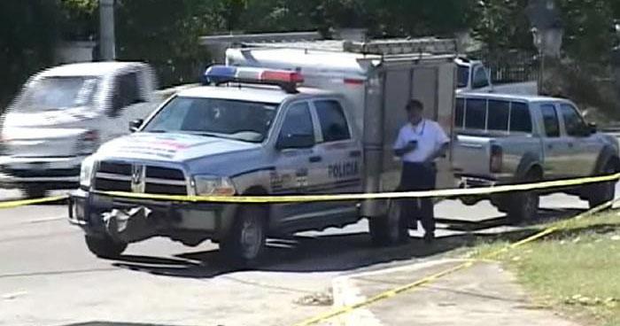 Asesinan a indigente con un bloque de cemento en Chalchuapa
