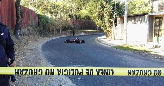 Joven fue asesinado por pandilleros cuando llegó a visitar a su novia en San Vicente
