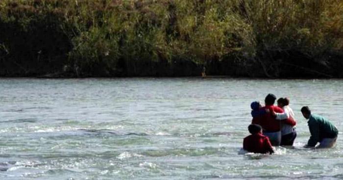 Niño de 8 años muere ahogado intentando cruzar el Río Bravo