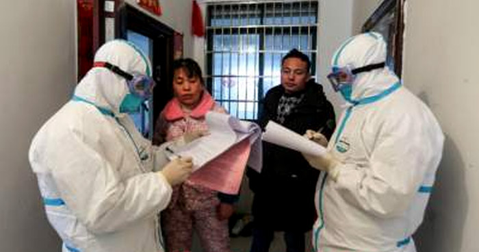 Cinco hondureños sospechosos de 'Coronavirus'