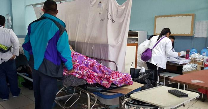Ministerio de Trabajo impone multa al Hospital Rosales por sobrecargar de trabajo a sus empleados