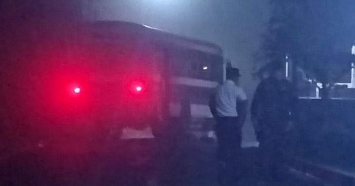 Pandilleros asesinan a motorista de R-78 y su ayudante en Huizúcar