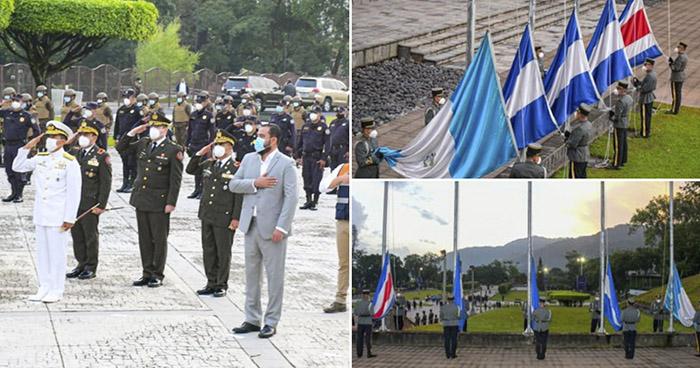 Inauguran mes cívico para conmemorar los 199 años de independencia