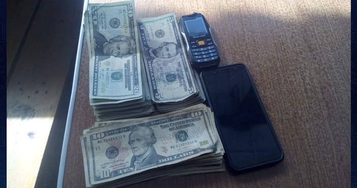 Arrestan a miembros de estructuras delincuenciales y les decomisan más de 2 mil dólares