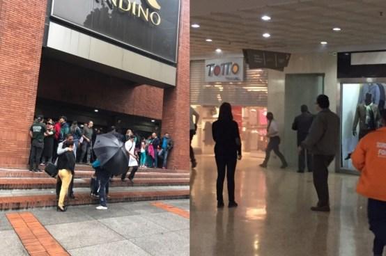Tres muertos y 11 heridos tras explosión en el centro comercial Andino de Bogotá