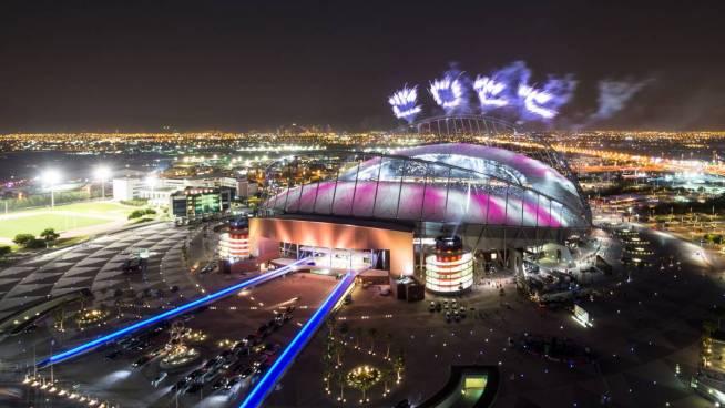 Se inaugura el primer estadio con aire acondicionado para el Mundial Qatar 2022