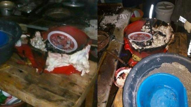Descuido en la manipulación de cilindro de gas provoca incendio en una vivienda de Soyapango