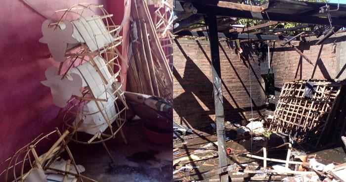 Al menos 6 lesionados tras explosión de cohetería de Ilobasco