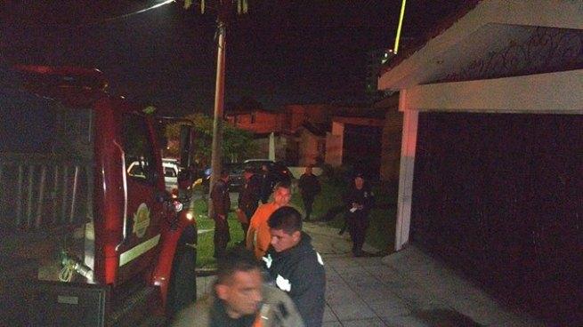 Incendio en embajada de Costa Rica deja varias pérdidas materiales