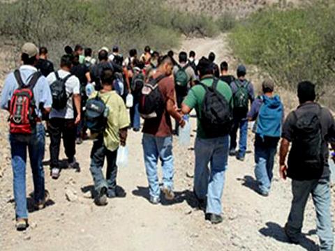 Rescatan a 59 inmigrantes que se encontraban en condiciones inhumanas