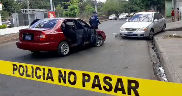 Investigan intento de robo de un vehículo en colonia de San Miguel