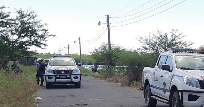 Pandillero murió tras intercambio de disparos con miembros de la Fuerza Naval en Usulután