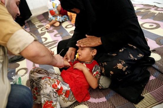 Intoxicación alimentaria deja a 2 muertos y 800 enfermos en Irak