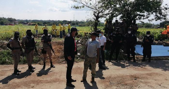 Investigación de masacre en Chalchuapa podría resolver 19 casos de desapariciones
