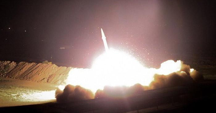 Irán ataca bases militares de EE.UU por asesinato del general Qassem Soleimani