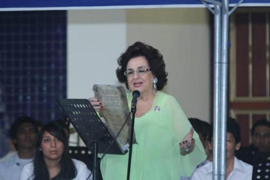 Fallece Isabel Dada, famosa actriz salvadoreña de cine y teatro