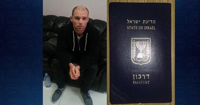 Capturan a un israelita que tenía notificación Roja por tráfico de drogas