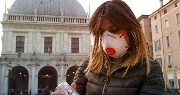 Registran primer caso de Coronavirus en el sur de Italia