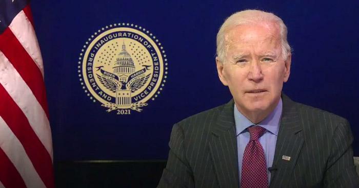 Joe Biden toma posesión como presidente 46º de los Estados Unidos