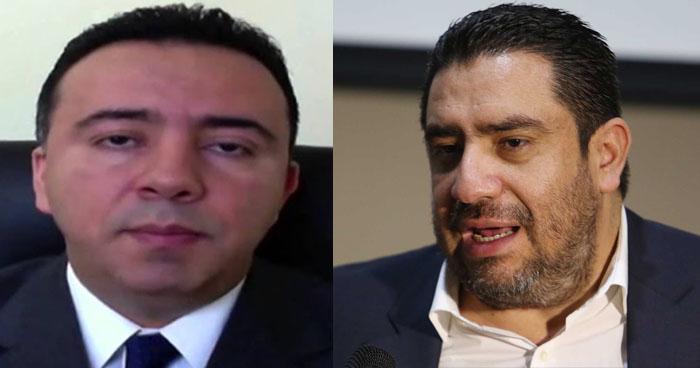 Jorge Hernández y Ciro Granados acusados de defraudar más de $51 mil al fisco