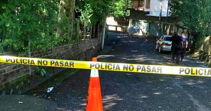 Joven jornalero fue asesinado y luego decapitado en Jucuarán, Usulután