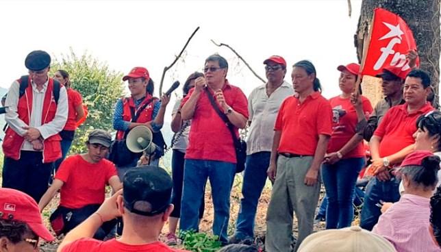 """Jose Luis Merino: """"Hemos transformado a El Salvador, ahora tenemos un país lindo"""""""
