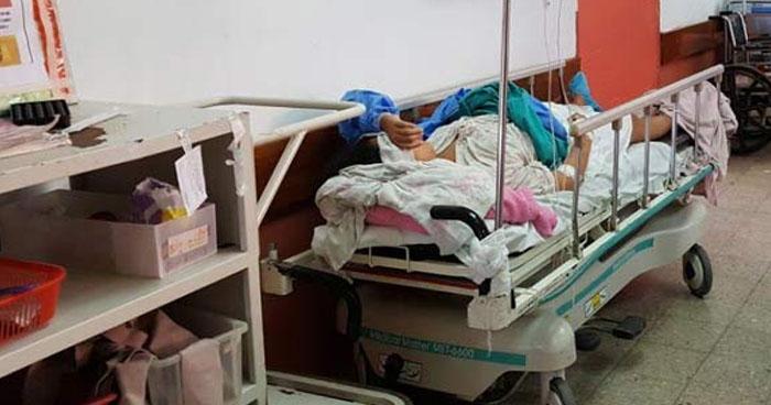 Muere joven que resultó lesionada cuando asesinaron a su mamá en Usulután