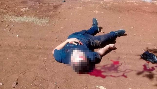 Pandilleros asesinan a joven por vivir en zona de contrarios en Atiquizaya, Ahuachapán
