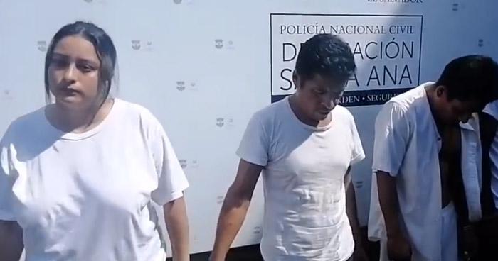 Capturada por haber participado en un triple homicidio en Santa Ana