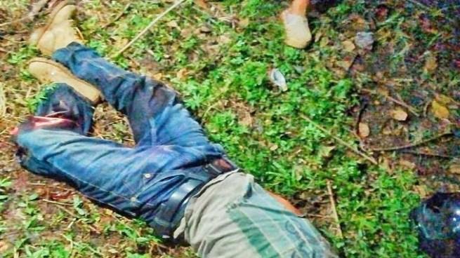 Motociclista a punto de perder un pie tras ser atropellado en Chapeltique, San Miguel