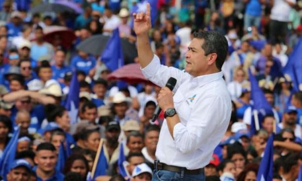 Juan Orlando Hernández es oficialmente el ganador de las elecciones de Honduras