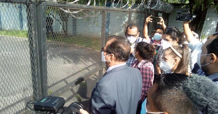 Niegan acceso a juez del caso El Mozote para inspeccionar archivos