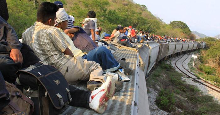 Salvadoreño muere arrollado por un tren en México en su intento por llegar a Estados Unidos