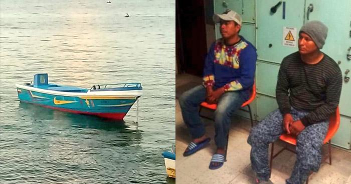 Ecuatorianos capturados por tráfico de drogas