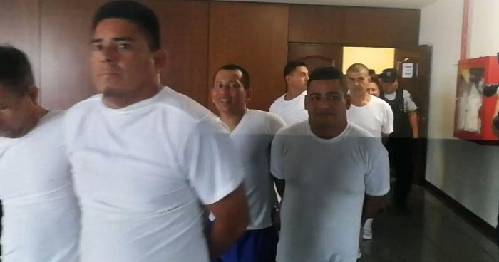 Condena de hasta 300 años para 27 lancheros que colaboraron con el cartel de Sinaloa