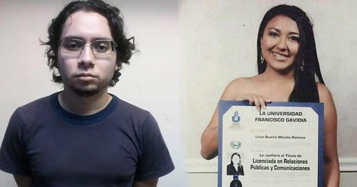 Lilian Méndez, le pagaba todos los gustos que se le antojaban a su novio quien la asesinó