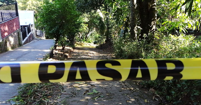 Cadáver semi desnudo de una menor es encontrado en Cuscatancingo