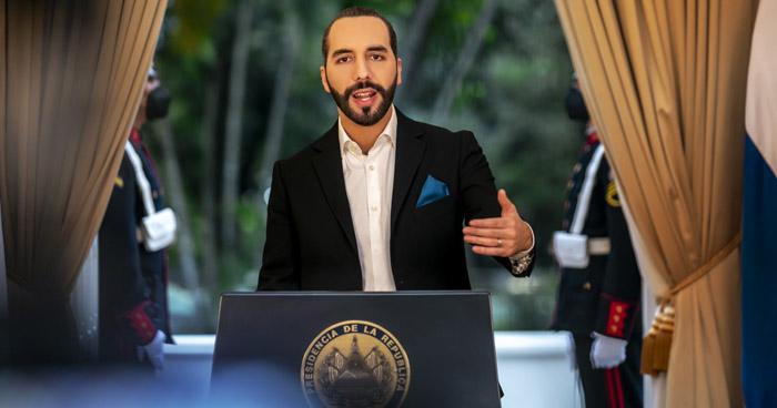 """Nayib Bukele sobre Lista Engel: """"Gracias por la lista, pero en El Salvador tenemos la nuestra"""""""