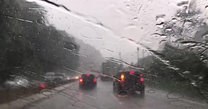 Probabilidad de lluvias para este martes con énfasis en zona occidental del país