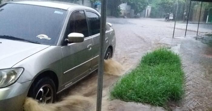 Protección Civil emite Alerta Verde por lluvias a nivel nacional