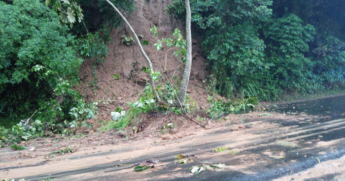 Protección Civil emite aviso para las próximas 48 horas por lluvias