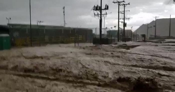 Al menos seis fallecidos y 99 casas destruidas han dejado fuertes lluvias en Chile