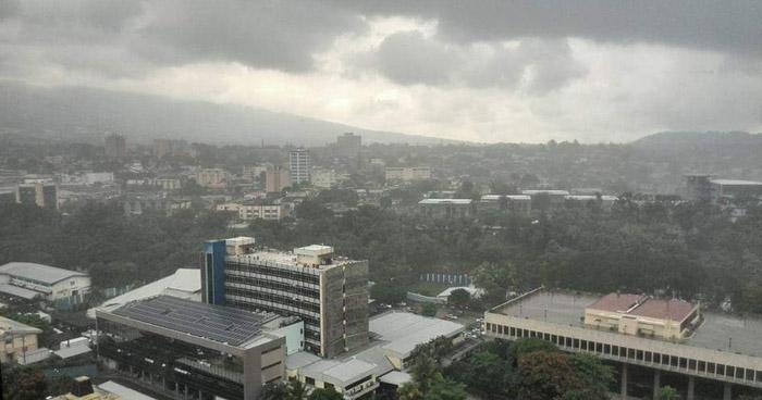 Época lluviosa podría iniciar la segunda quincena de mayo