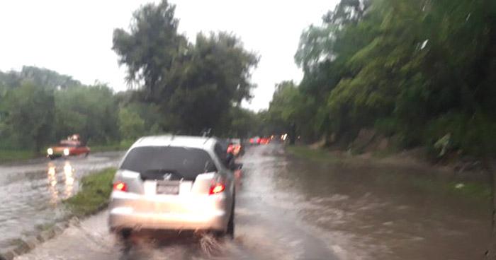 Lluvias fuertes incrementarán a partir del jueves
