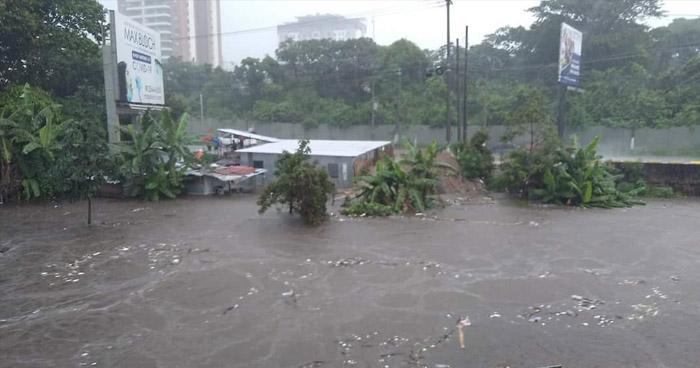 Continuarán lluvias en diferentes periodos con énfasis en la zona oriental